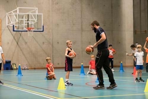 Start to basketbal U6 - U8 Sint-Amandsberg